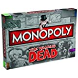 Winning Moves - 332407 - The Walking Dead Monopoly Survival Edition