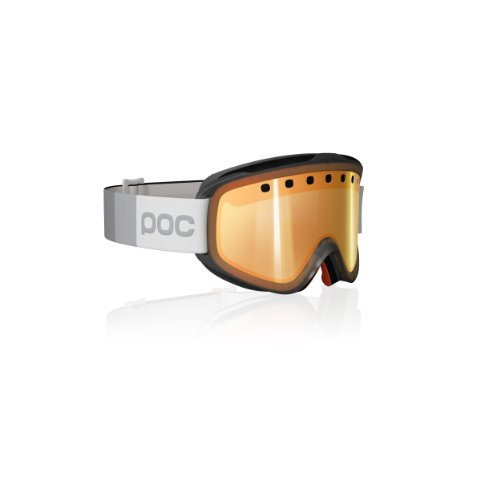 POC Helmets and Armor Iris Stripes Skiing Goggles, Uranium Black, Regular
