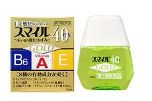 【第2類医薬品】スマイル40EXゴールド 13mL