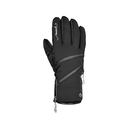 Reusch Guanti Lore Stx Black / Silver 6d