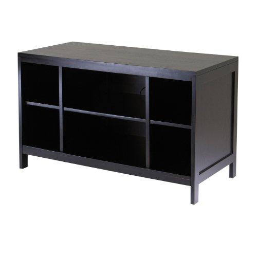 Cheap Hailey TV Stand, Modular, Open shelf, Large Hailey TV Stand, Modular, Open shelf, Large (PRA22831583)