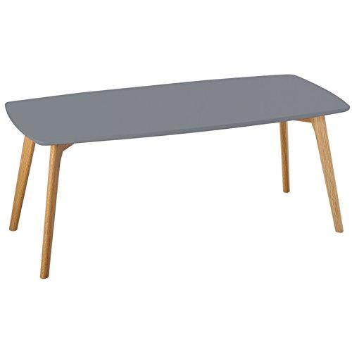 Actual diffusione 9628G Vintage Tavolino a 4Piedi Legno 50x 110x 40cm