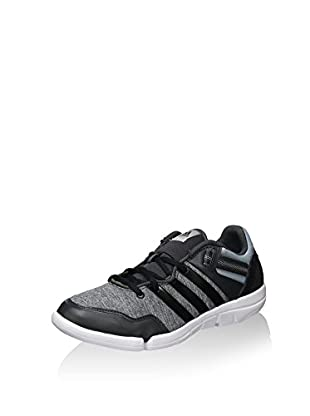 adidas Zapatillas Ilae (Gris / Negro)