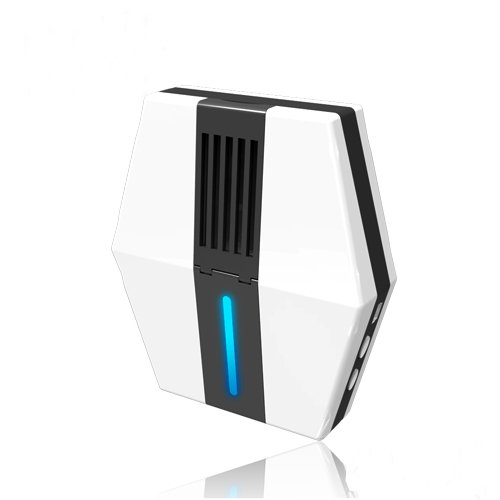USB air purifier mini air ionizer travel air