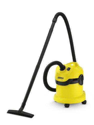 Kärcher WD2.200 DIY Multi-Purpose, Wet And Dry Vacuum Cleaner
