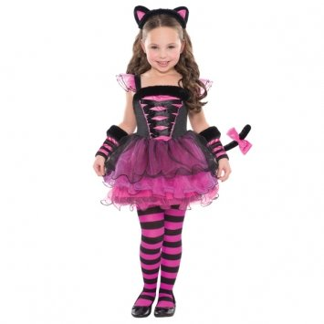 Children's Purrfect Ballerina Costume