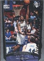 Nick Anderson Orlando Magic 1998 Upper Deck Autographed Hand Signed Trading Card. by Hall+of+Fame+Memorabilia