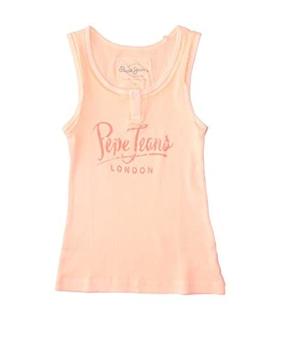 Pepe Jeans London Top Abelia Naranja Claro
