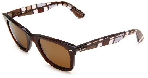 Ray Ban RB2140 Wayfarer Sunglasses-1095/57 Brown (Brown Polar Lens)-50mm