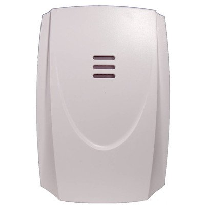 Morris Products 78045 Wireless Plug-In Door Chime Kit, Plug-in Wireless Chime with Pushbutton