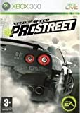 Need for Speed ProStreet Xbox 360 import anglais