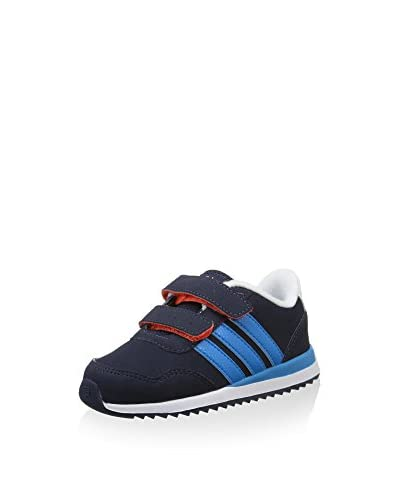 adidas Sneaker marine/blau/orange