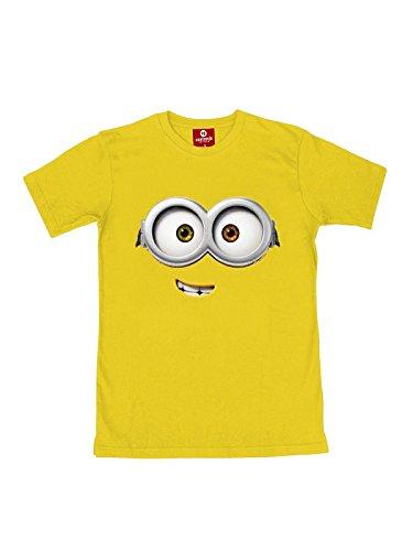 Minions Bob Eye Maglia bimbo/a giallo 164