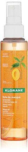 Klorane Trattamento Senza Risciacquo All'Olio di Mango 125ml