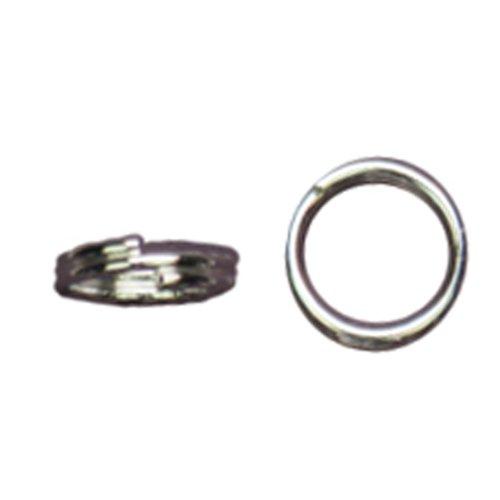 Cousin Se29494-22 Sterling Elegance Genuine 925 Silver Toggle, Split Ring