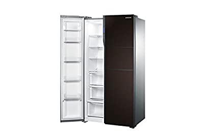 Samsung Rs554nrua9m Frost Free Side By Side Inverter Refrigerator