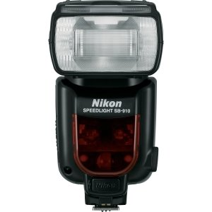 Nikon 4809 SB-910 Speedlight Supplied with; AS-21 Speedlight Stand; SW-13H Nikon Diffusion Dome; SZ-2FL Fluorescent Filter; SZ-2TN Incandescent Filter; SS-910 Soft Case