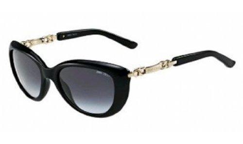 Jimmy ChooJIMMY CHOO Sunglasses WIGMORE/S 0BMB Shiny Black 54MM