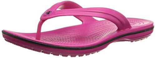 Crocs Crocband Flip U, Sandali, Unisex - adulto, Capi, 38-39