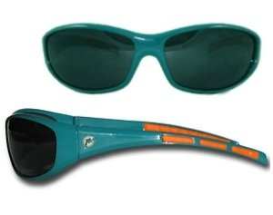 Caseys Distributing 5460303060 Miami Dolphins Sunglasses by Caseys Distributing