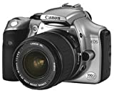 Canon EOS 300D Digital SLR Camera [6MP] with EF18-55mm Lens Picture