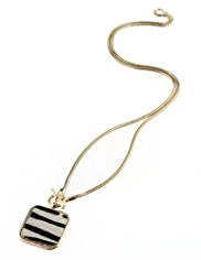 M&S Collection Animal Pendant Necklace