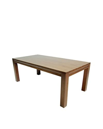Jeffan Dylan Dining Table, Light Brown