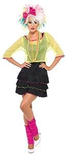 Smiffys Pop Tart Costume with Top/Dress and Headband