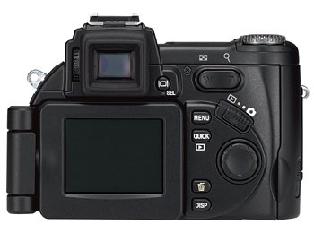 Nikon Coolpix 8700 Digital camera [8MP , 8x Optical]