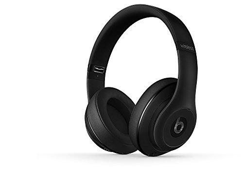 Beats Studio Wireless On-Ear Headphone - Matte Black (Certified Refurbished)