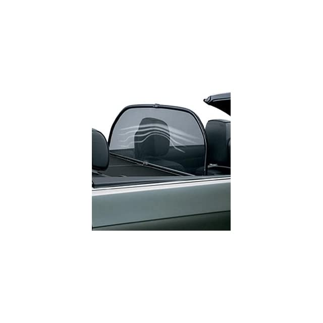 BMW Wind Deflector with Design Print   3 Series Convertible 2007 2012