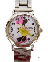 Disney Minnie Mouse Watch w/ bracelet link