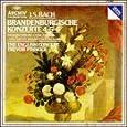 Les Concertos Brandebourgeois Nos 4, 5 & 6