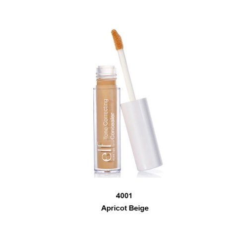 e.l.f. Essential Tone Correcting Concealer Apricot Beige