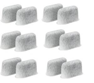 ADX 12-Replacement Charcoal Water Filters for Cuisinart Coffee Machine