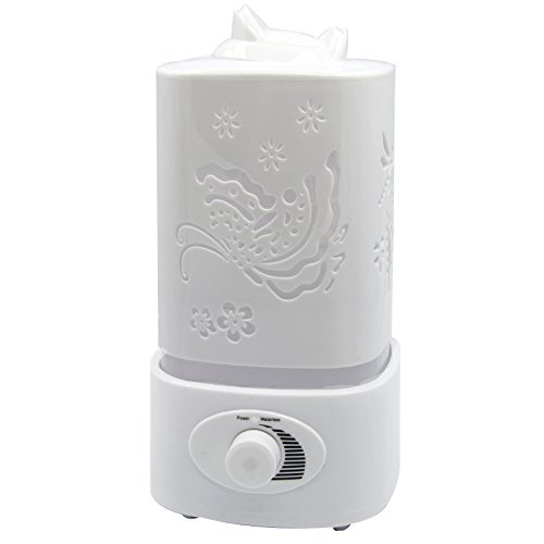 PENSON & CO. 1.5L Ultrasonic Home Aroma Humidifier Air Diffuser Purifier Lonizer Atomizer (Home Air Diffuser compare prices)