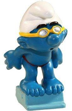 Schlelich - The Smurfs - 1995 - Swimmer (Wettschwimmer) - 1