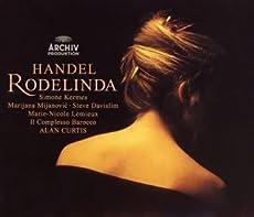 ヘンデル:歌劇《ロデリンダ》