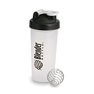 Sundesa BB28-SC08 28-Ounce Blender Bottle easy to clean