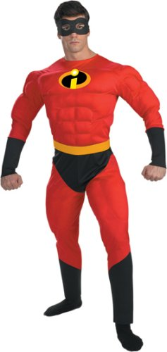 Adult Mr. Incredible Costume XL