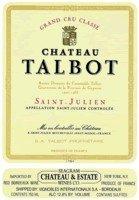 Chateau Talbot St. Julien 1996 750Ml