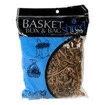 Gift Basket Bag and Box Shred 2 Oz Bag Natural