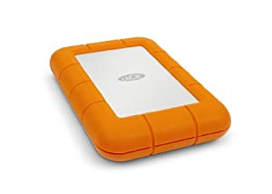 Lacie 9000294 Rugged 1000 GB External