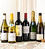 Premier Wedding Wines - Case of 6