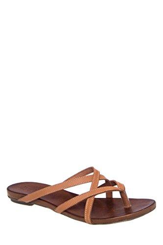 Strappy Slip-On Sandal