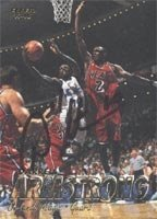 Darrell Armstrong Orlando Magic 1997 Fleer Autographed Hand Signed Trading Card. by Hall+of+Fame+Memorabilia