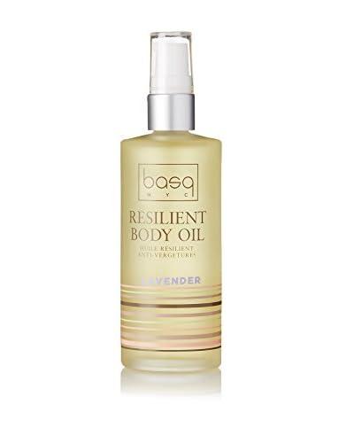 Basq Women's Resilient Body Oil, Lavender