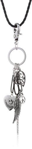 Schmuck-Art 29323 Palladium Necklace With Pendant