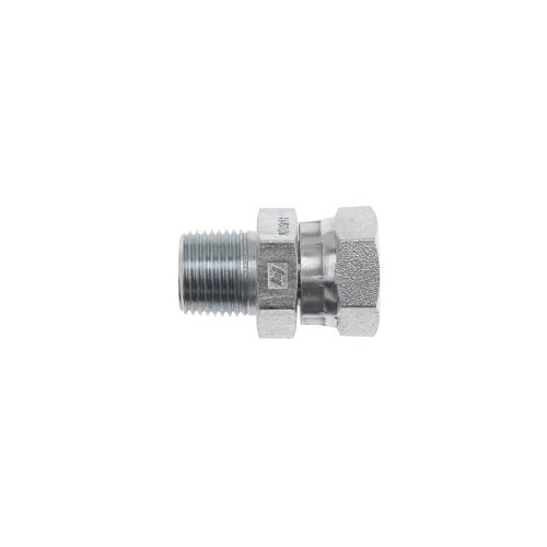 Steel Pipe FittingAdapterNPTF Male X NPSM Female Swivel stainless steel fittings pipe