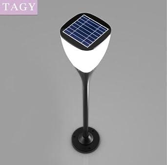 tagy solar garden light aluminum case paternt design 3